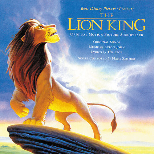 The Lion King de Various Artists