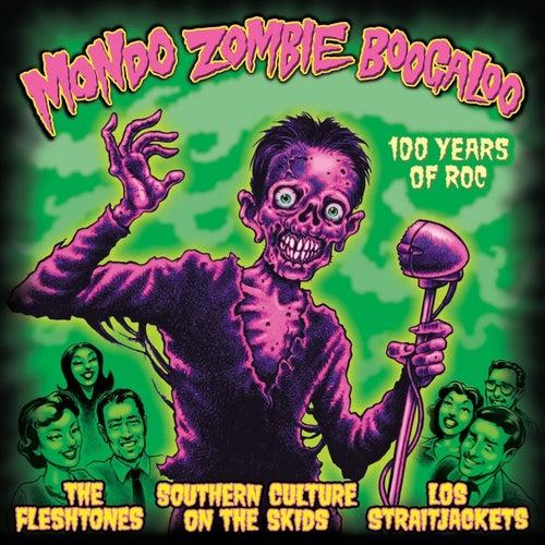 Mondo Zombie Boogaloo de Various Artists