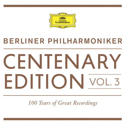 Centenary Edition 1913 - 2013 Berliner Philharmoniker von Berliner Philharmoniker