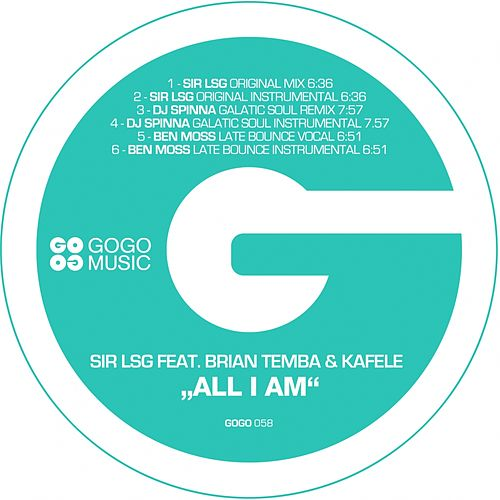 All I Am by Sir Lsg