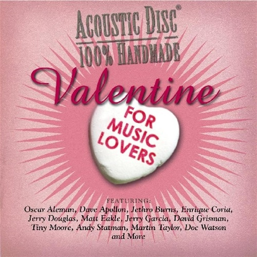 Valentine For Music Lovers (digital) de Various Artists