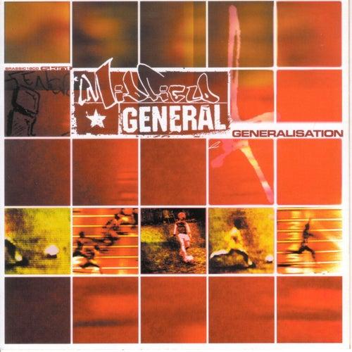 Generalisation (Deluxe Edition) von Midfield General