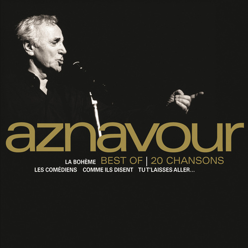 Best Of 20 Chansons de Charles Aznavour