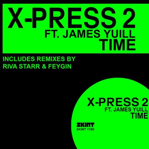 Time de X-Press 2