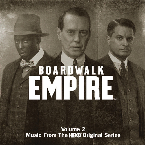 Boardwalk Empire de Various Artists