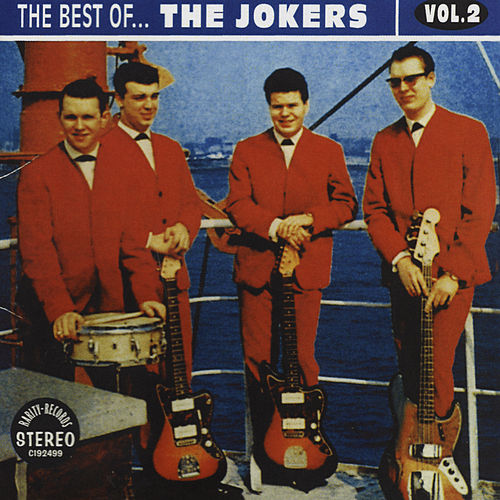 The Best Of vol. 2 by The Jokers