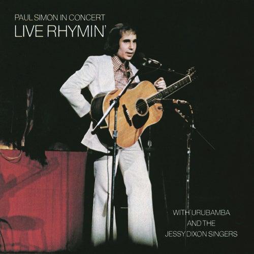 Paul Simon In Concert: Live Rhymin' de Paul Simon