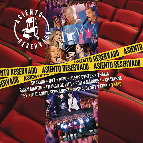 Asiento Reservado de Various Artists
