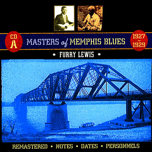 Masters Of Memphis Blues, CD A by Furry Lewis