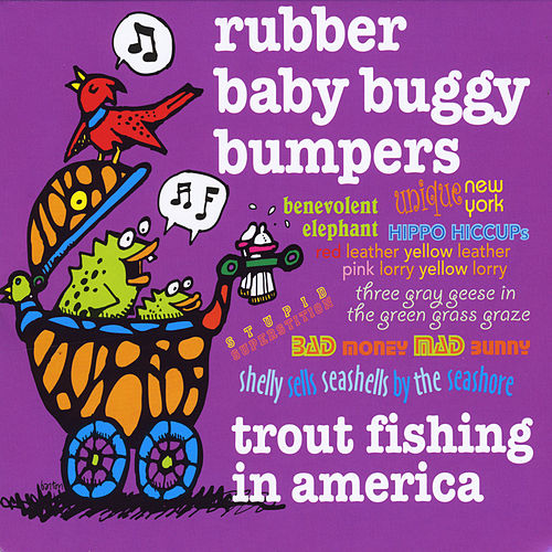 Rubber Baby Buggy Bumpers von Trout Fishing In America