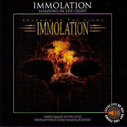 Shadows In The Light de Immolation
