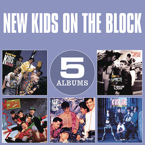 Original Album Classics by New Kids on the Block