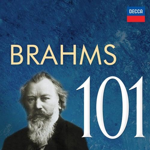 101 Brahms de Various Artists