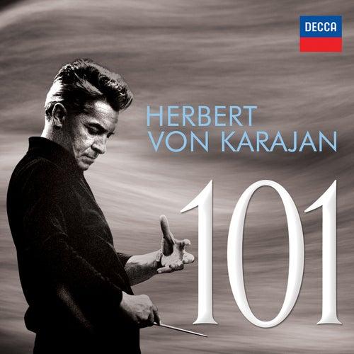101 Herbert von Karajan de Herbert Von Karajan