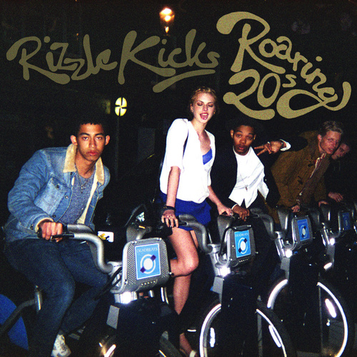 Roaring 20s (Deluxe) de Rizzle Kicks