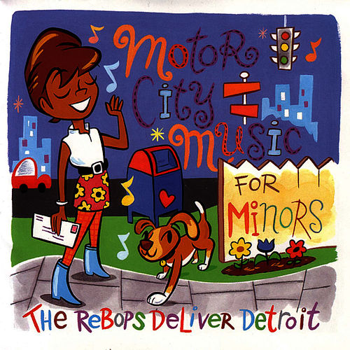 Motor City Music For Minors de The Re-Bops