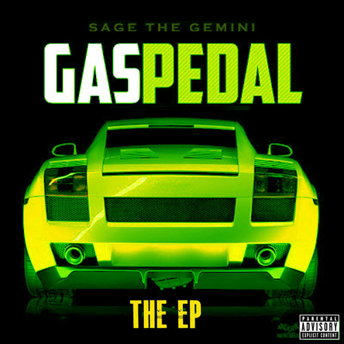 Gas Pedal von Sage The Gemini
