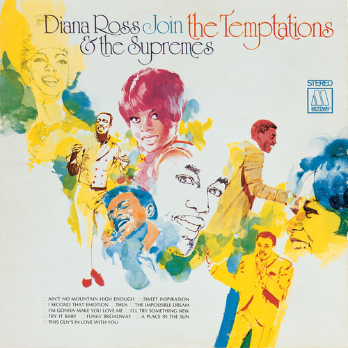 Diana Ross & The Supremes Join The Temptations von The Supremes