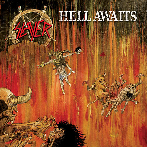 Hell Awaits de Slayer