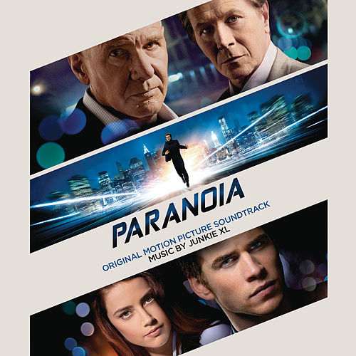 Paranoia (Original Motion Picture Soundtrack) de Junkie XL
