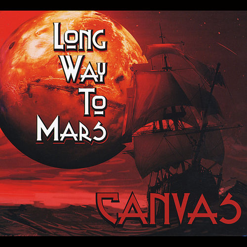 Long Way to Mars by Canvas