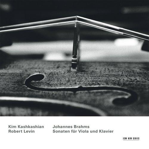 Johannes Brahms - Sonaten für Viola und Klavier von Kim Kashkashian