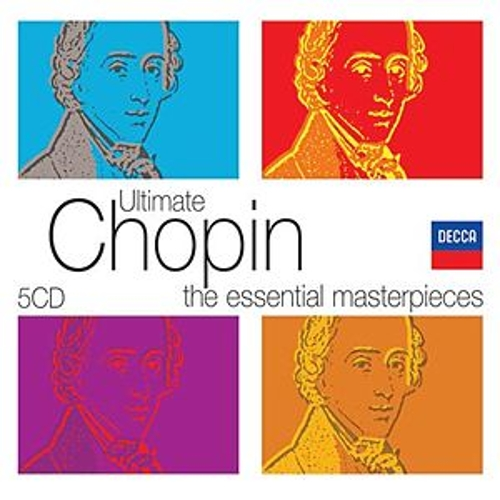 Ultimate Chopin by Various Artists
