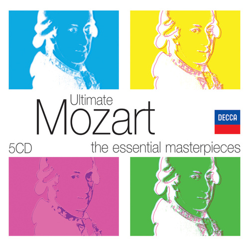Ultimate Mozart von Various Artists