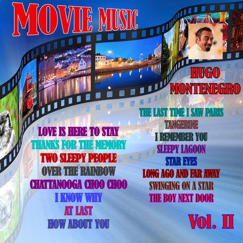 Movie Music, Vol. 2 by Hugo Montenegro