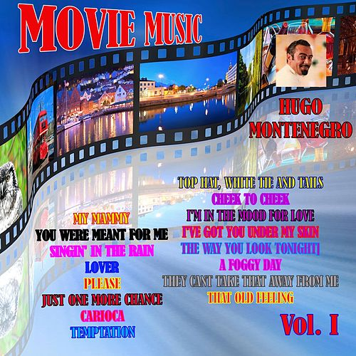 Movie Music, Vol. 1 by Hugo Montenegro