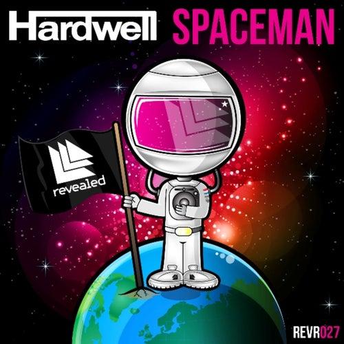 Spaceman de Hardwell