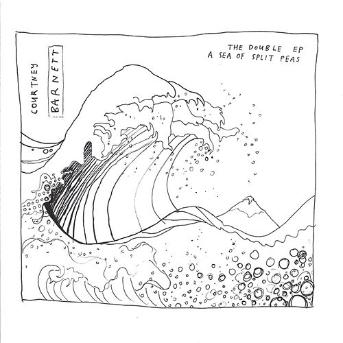 The Double EP: A Sea of Split Peas by Courtney Barnett