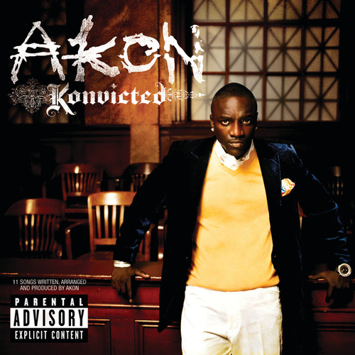 Konvicted by Akon