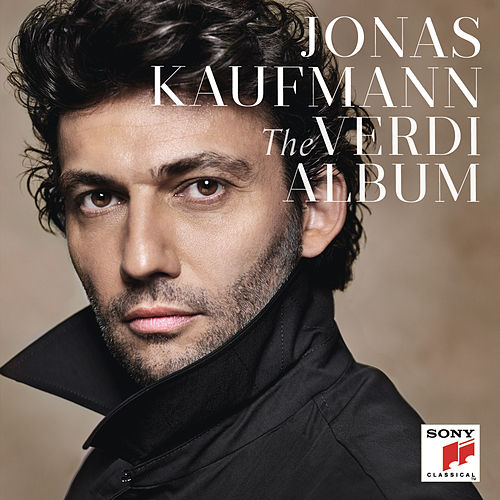 The Verdi Album by Jonas Kaufmann