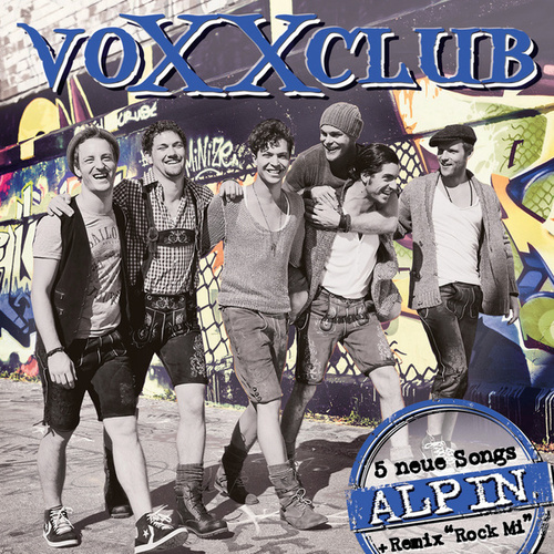 Alpin (Re-Release) von voXXclub