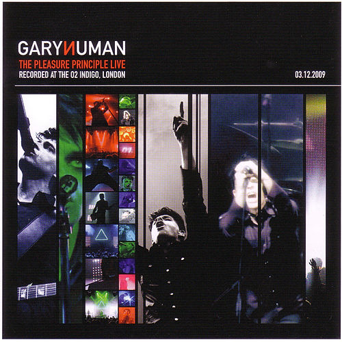 The Pleasure Principal Live de Gary Numan