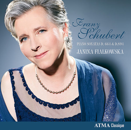 Schubert: Piano Sonatas, D. 664 & D. 894 by Janina Fialkowska