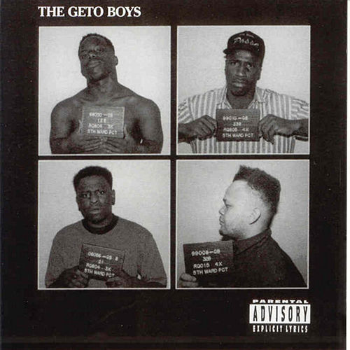 The Geto Boys de Geto Boys