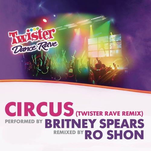 Circus van Britney Spears
