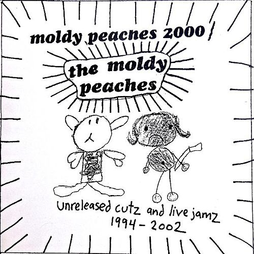 Unreleased Cutz and Live Jamz 1994-2002 von The Moldy Peaches