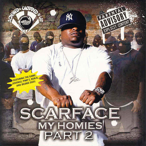 My Homies Pt. 2 (Screwed) de Scarface