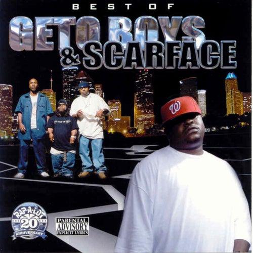 Best of Geto Boys & Scarface de Scarface
