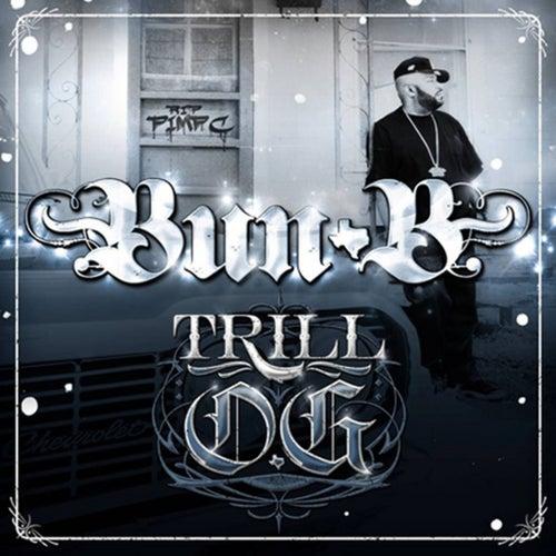 Trill O G  [Rap-A-Lot Records] by Bun B