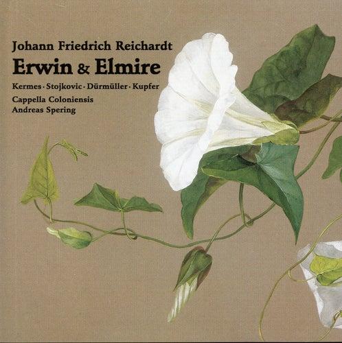 Reichardt: Erwin und Elmire de Simone Kermes