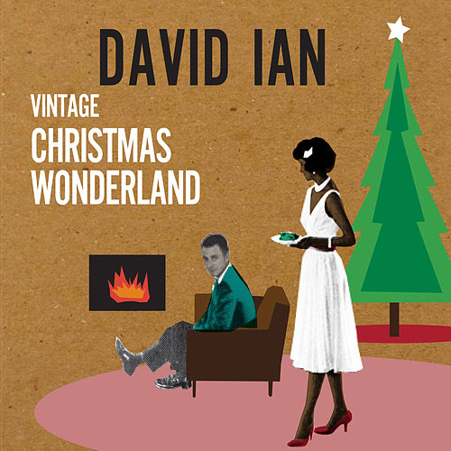Vintage Christmas Wonderland by David Ian