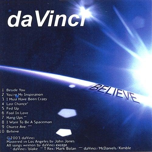 Believe von Davinci
