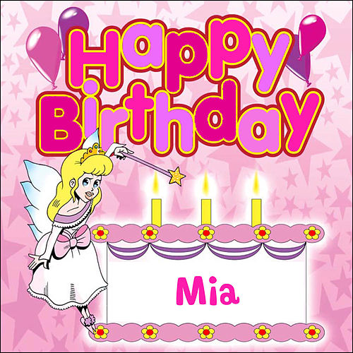 Happy Birthday Mia von The Birthday Bunch