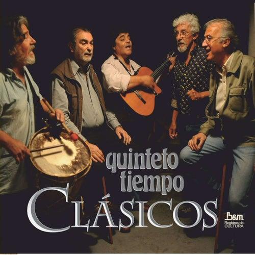 Clásicos by Quinteto Tiempo