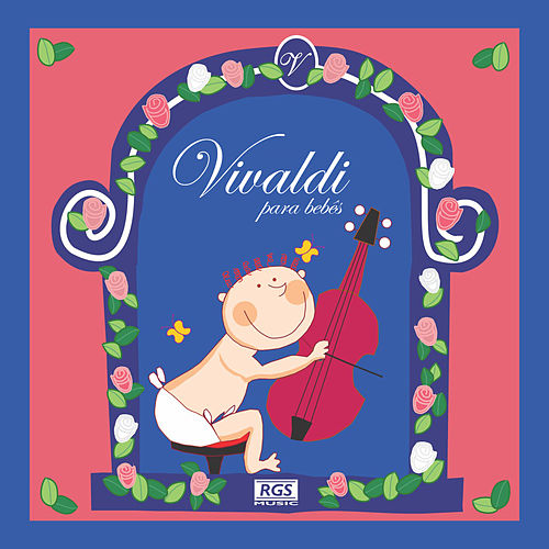 Vivaldi Para Bebês de Sweet Little Band