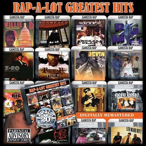 Rap a Lot Greatest Hits de Various Artists